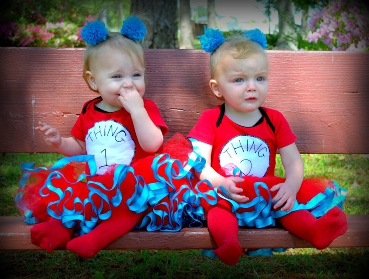 thing 1 and thing 2 tutu set costume birthday by missmatchboutique 5400 - Thing 1 Thing 2 Halloween Costume