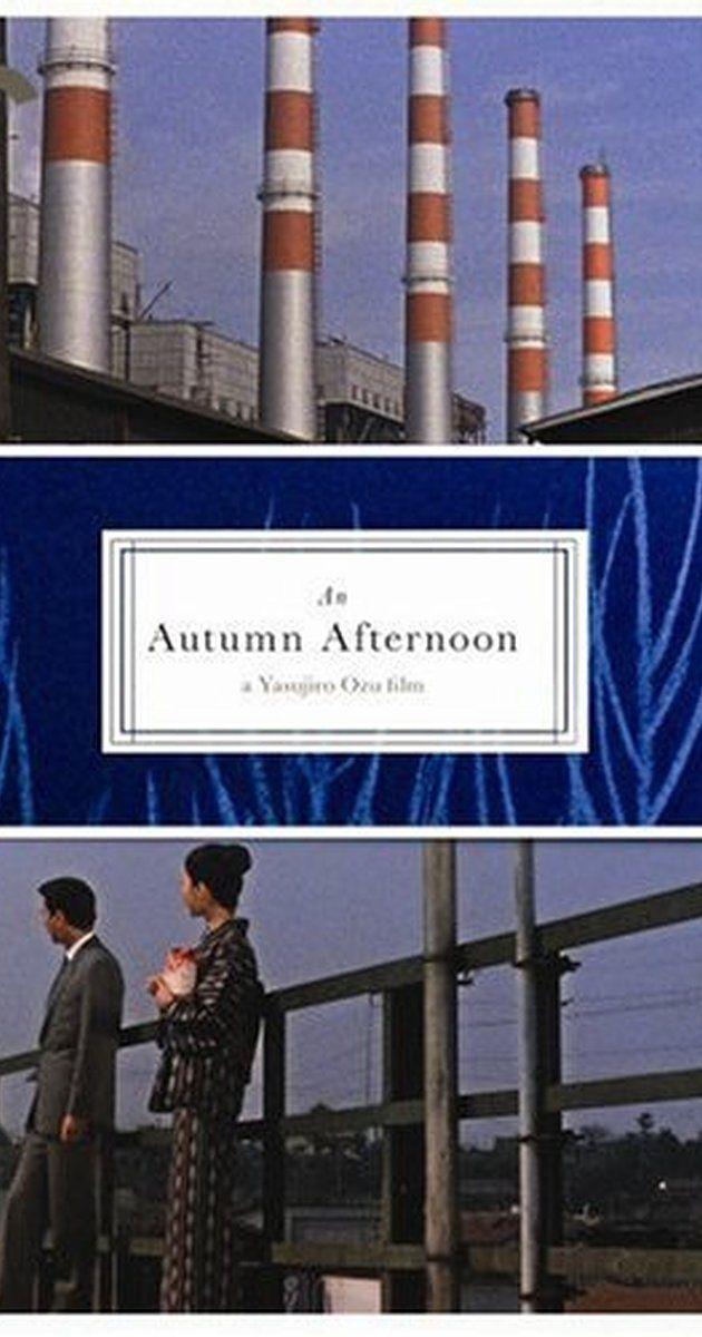 Directed by Yasujirô Ozu.  With Chishû Ryû, Shima Iwashita, Keiji Sada, Mariko Okada. An aging widower arranges a marriage for his only daughter.