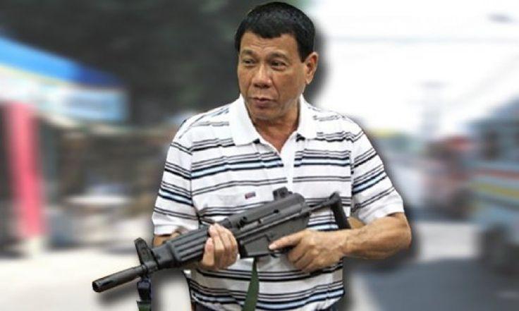 Novo presidente das Filipinas: A pena de morte é 'retribuição'