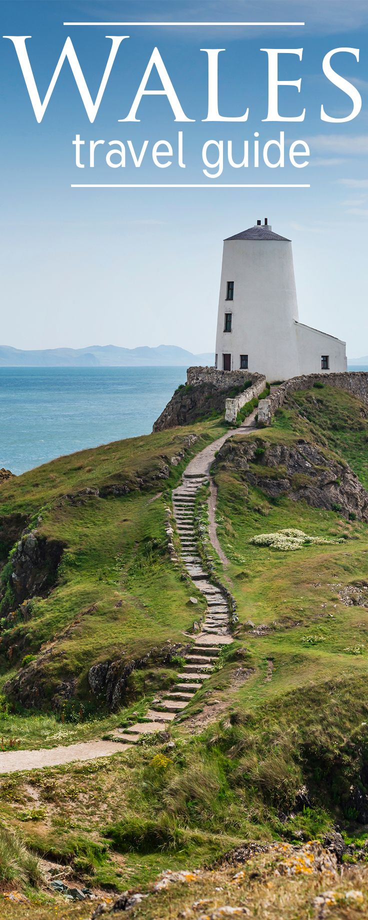 Explore castle ruins and rugged beaches.