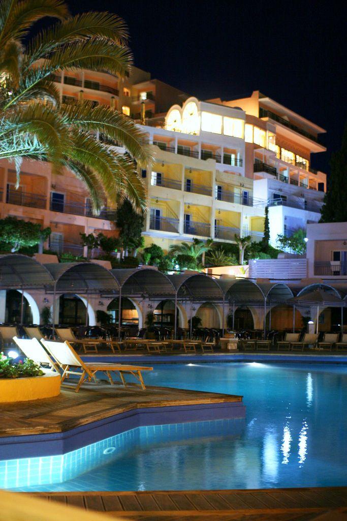 Aquis Mare Nostrum Hotel Thalasso #attica #greece #holidays #travel