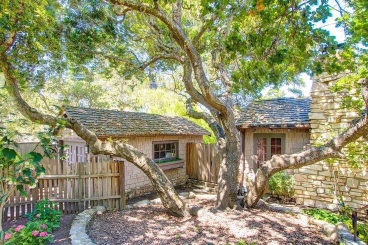 See Inside This Fairytale House For Sale in Carmel, CA
