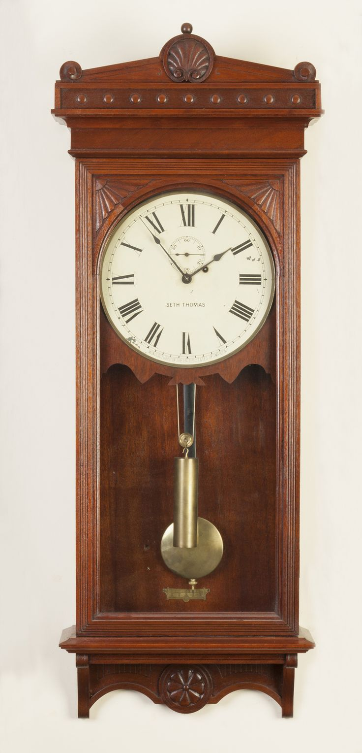 75 best seth thomas wall clocks images on pinterest auction looking for antique appraisals find this pin and more on seth thomas wall clocks amipublicfo Choice Image