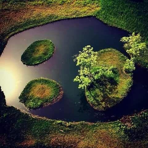 Bingöl yüzen adalar