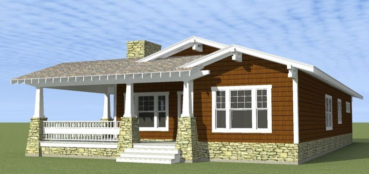 Beautiful Bungalow House Plans - 75% OFF WEBSITE PRICE