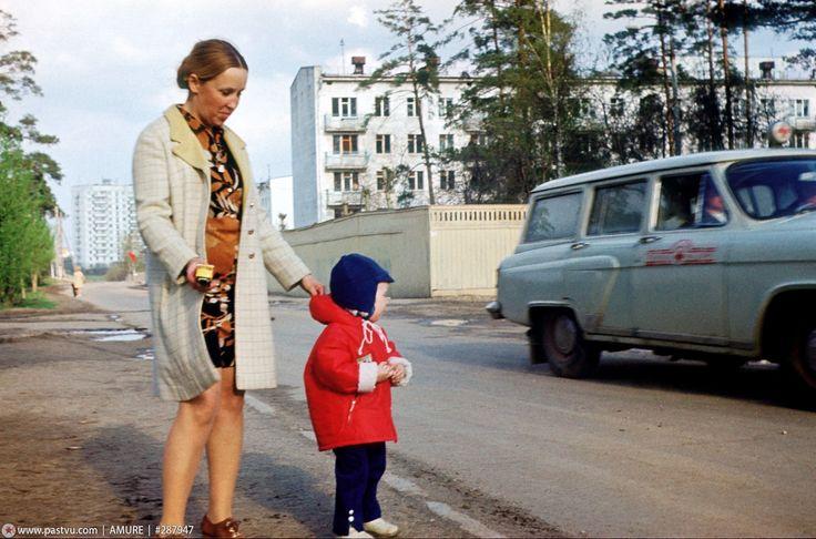 Санитарный ГАЗ-22. Москва, датировано 1975-80гг