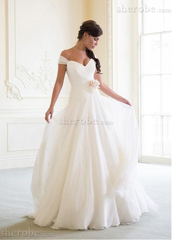 88 besten Hochzeitskleider Bilder auf Pinterest   Hochzeitskleider ...