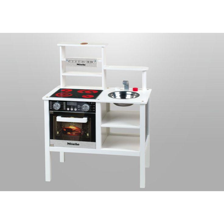KLEIN Miele houten keuken, middel, wit 9458 pinkorblue.nl ♥ Ruim 40.000 producten online ♥ Nu eenvoudig online shoppen!