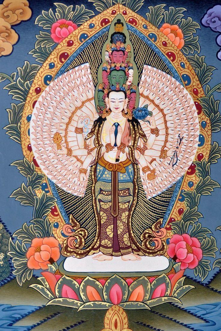 Avalokiteshvara: buddha della grande compassione