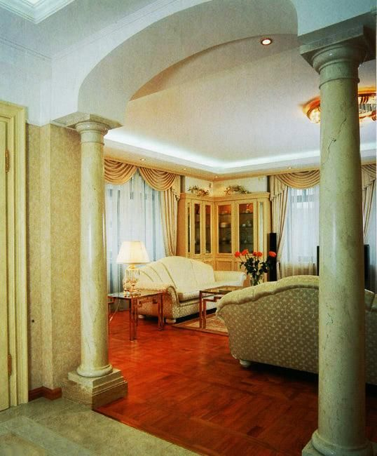 1000 images about columns just take a look on - Decorative columns interior ideas ...