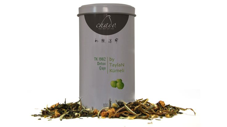 Sağlık uzmanı ve diyetisyen Taylan Kümeli tarafından hazırlanan Detox Çayı #chado #taylankumeli #detox #tea