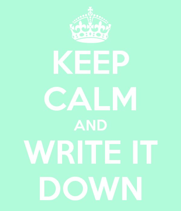 Keep Calm and Write It Down:  How Reflective Practice Leads To Better Results for Nonprofits
