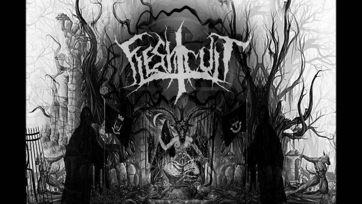 Flesh Cult - Satanic Inquisition