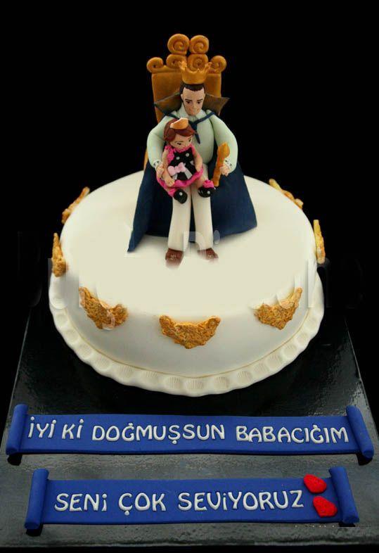 Babaya Doğum Günü Pastası Resimleri – BilgiSozler.com