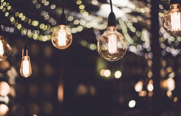 lighting outside