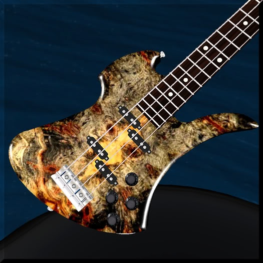 Mockingbird Bass - gorgeous!