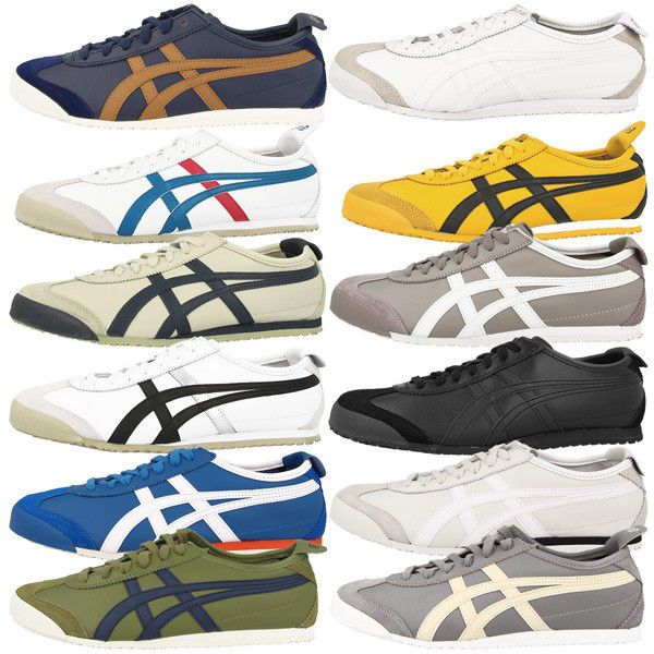 aaron asics tiger shoes