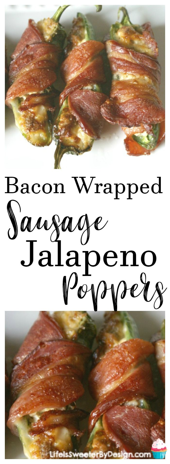 Bacon Wrapped Jalapeno Poppers are amazing and easy to make. These are the perfect appetizers for parties. Bacon is always good in a finger food. Plus these are quick to make in the NuWave Oven.