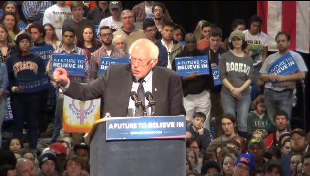 (HaHa - it's a Gotcha -with a great message)  - Bernie Sanders Could Replace President Trump With Little-Known Loophole - Nov 14, 2016 -  Read this article and then share with your friends.