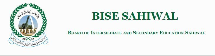Bise Sahiwal Matric 10th Class Annual Exams Result 2017 Announced