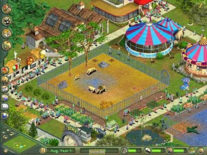 Zoo Tycoon. Best game ever.
