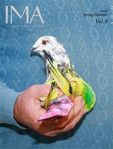 2012 Spring / Summer Vol.0「世界のすべては写真集の中に」