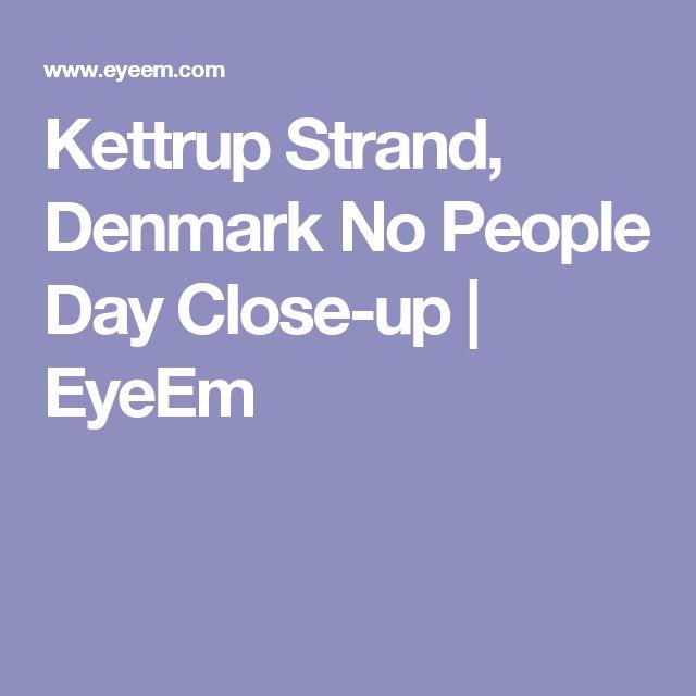 Kettrup Strand, Denmark No People Day Close-up   EyeEm