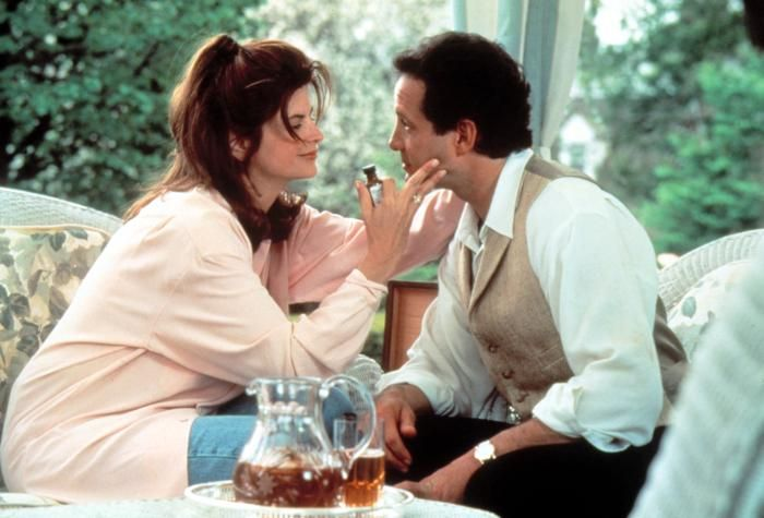 Steve Guttenberg and Kirstie Alley as Roger Diane from It ...