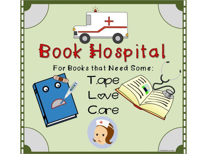 Best 25 Book Hospital Ideas On Pinterest Book Boxes