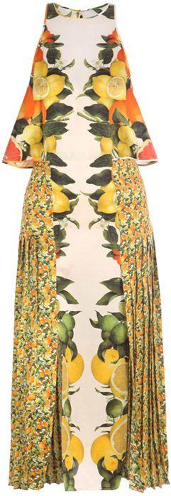 SPRING/SUMMER TRENDS: FRUIT PRINTS   Styloko   Women's fashion - Styloko.com