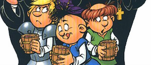 MOSAIK Comic-Magazin - 35 Jahre Abrafaxe