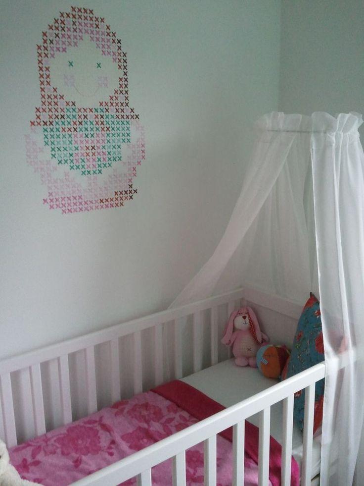Baby room girl babykamer meisje