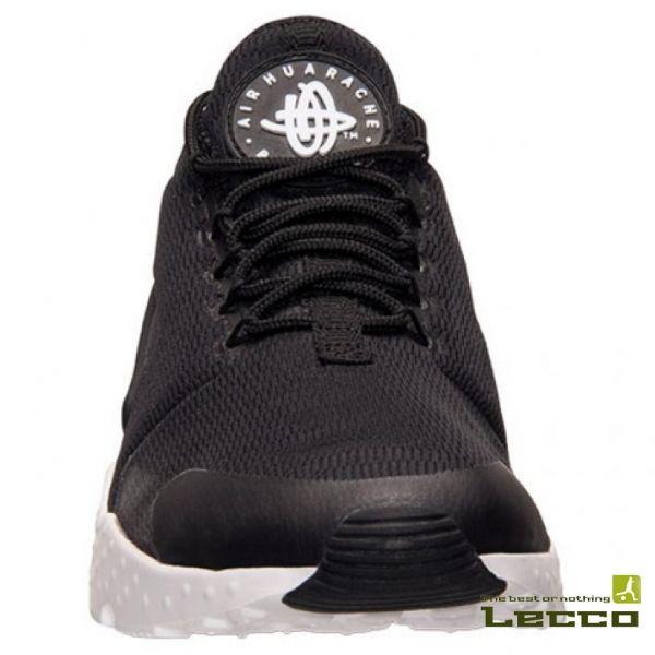 Обувь Женские кроссовки Nike Air Huarache Run Ultra Black/White