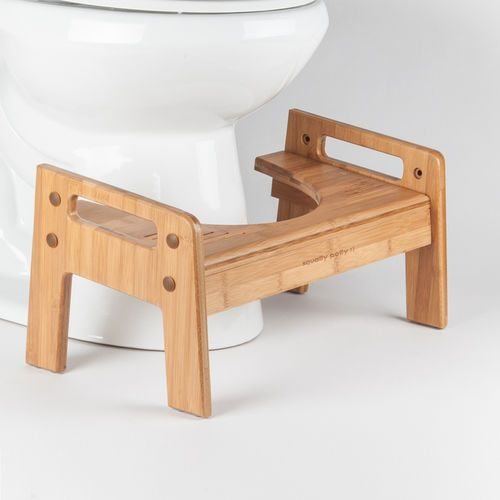 Tao Bamboo Adjustable Squatty Potty
