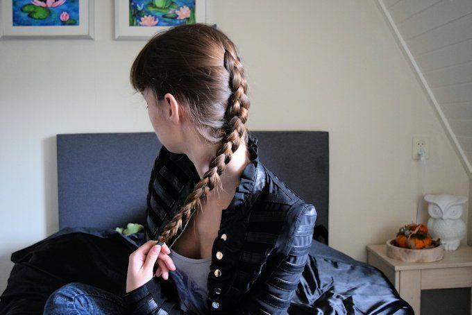 Omgekeerde Vlecht (Dutch Braid) Tutorial • Heb je HAAR wéér!