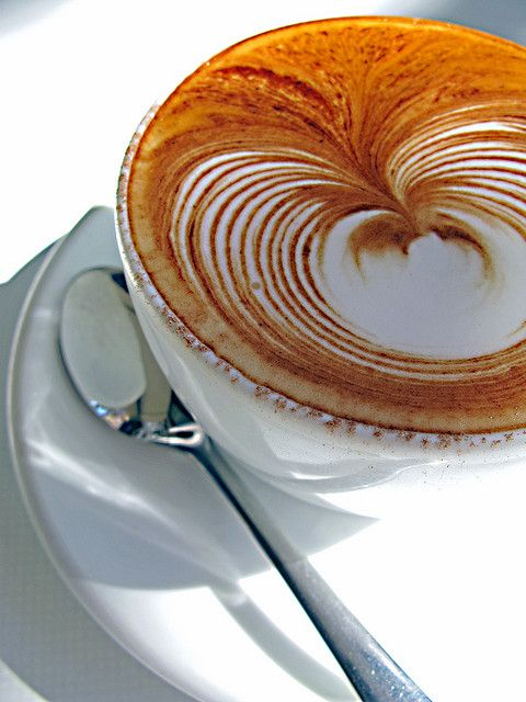 coffee art... by Acoustic Soul, via Flickr