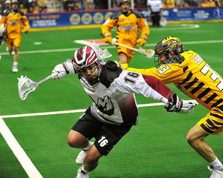 2015 NLL Broadcast Schedule Lacrosse, Football helmets