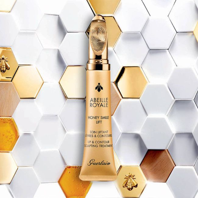 Honey Smile Lift, el primer tratamiento escultor de Guerlain...