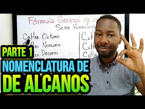 Aprende A Nombrar Alcanos Fácilmente En Este Video