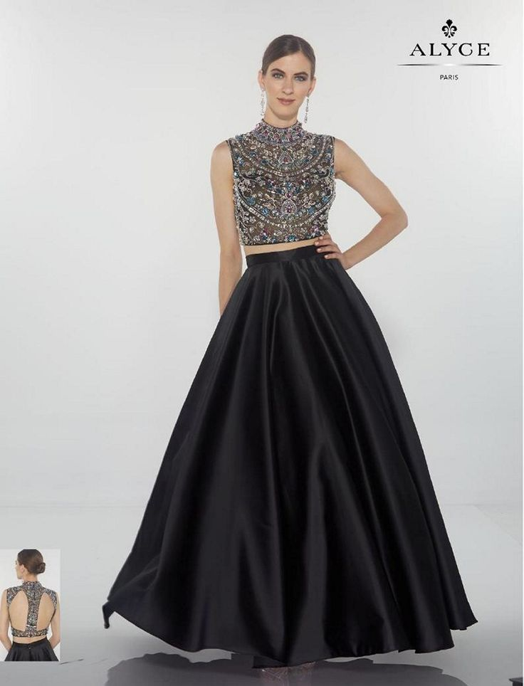 ball gown skirt and crop top - Google Search