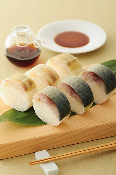 Bou-Sushi  |  棒ずし ... so many styles of sushi, I didn't know