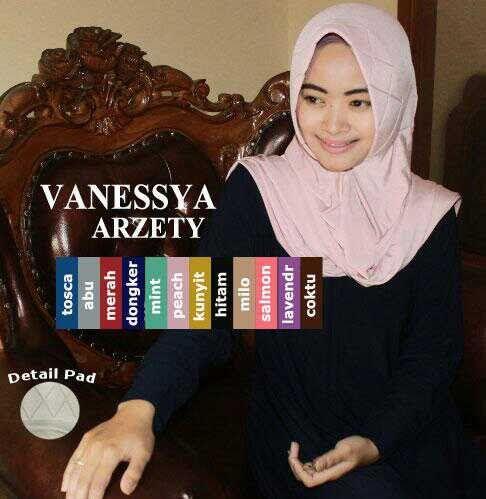 Vanessya Arzetty
