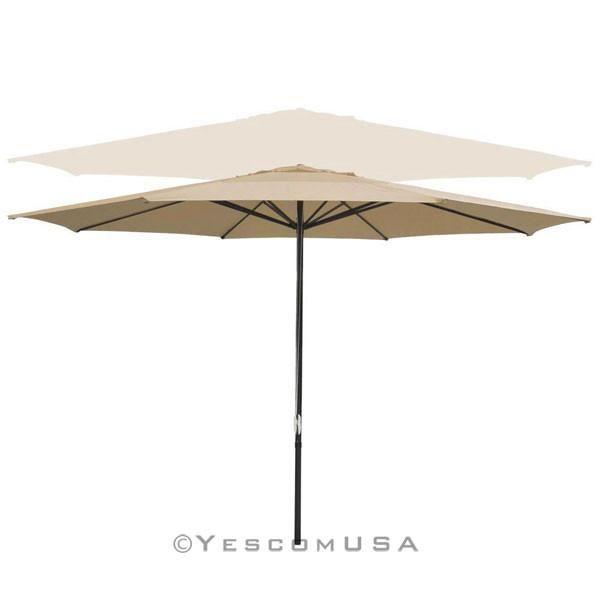 Nice 13ft Outdoor Patio Market Garden Table Umbrella Color Optional