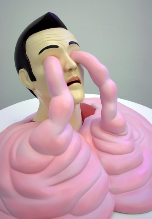 Fredrik Raddum Sculptures (via http://www.juxtapoz.com/)