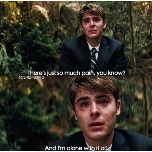 zac efron sad quotes - photo #12