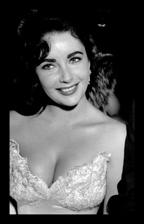 Liz Taylor- I can not wait to see the new movie about her.