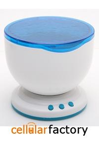 Geat gift idea! Ocean Wave Light Projector Speaker