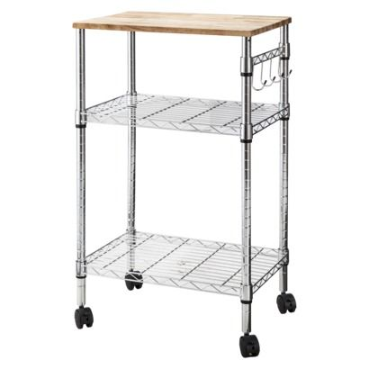 Microwave Cart Room Essentials™ Microwave cart, Stove