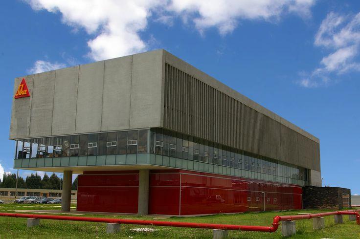 Planta Sika - Realización de las obras civiles para la construcción de la nueva planta. Año de construcción: 2008 Ciudad: Tocancipá, Cundinamarca, Colombia. Cliente: Sika Colombia S.A.