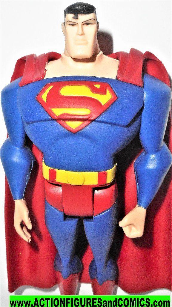 Justice League Unlimited Superman Original Series 1 Dc Universe Animated Justice League Unlimited Justice League Superman